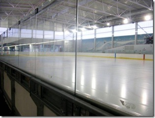 Pista de hielo de Lobete - Logroño