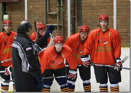 Entreno España Hockey Hielo 02