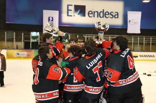 Los sub15 majariegos celabran la victoria en el Torneo Nacional