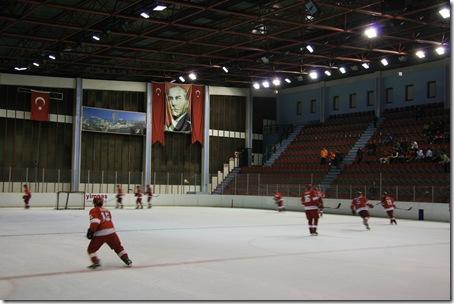 Pista hielo Ankara