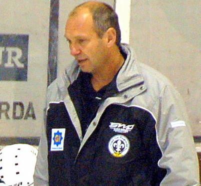 Peter Oppitz, entrenador del CGP