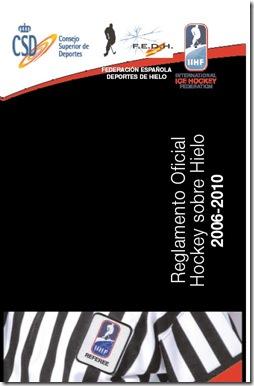 Portada Reglamento 2006-2010