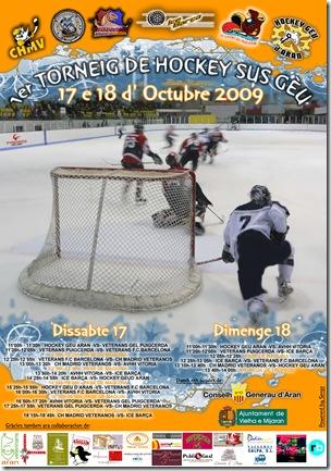 Poster Torneo Vielha 09