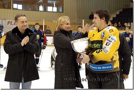 M Teresa Samaranch - Final Copa del Rey 2008