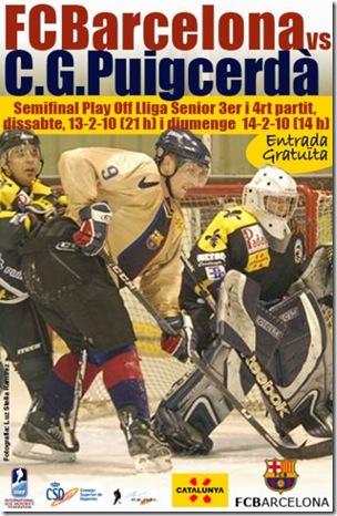 Cartell FCB - CGP Semifinals 2010