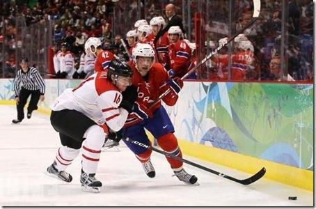 Suiza - Noruega - Vancouver 2010 - Rafael Diaz