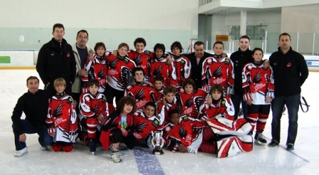 Campeones de Liga Transpirenaica 2010 S13