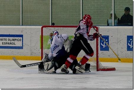 Final Copa Príncipe S18. Jaca-Txuri